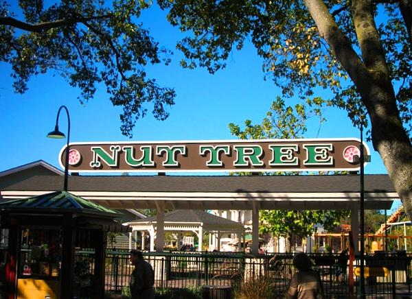 Vacaville Outlets Map >> The Nut Tree Theme Park (closed) - Vacaville, California