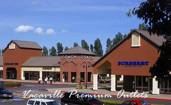 Vacaville Outlets Map >> Vacaville Premium Outlets - Vacaville, California