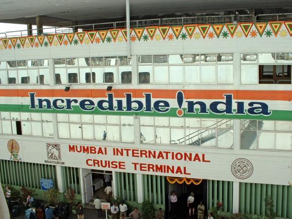 Ballard Pier International Cruise Ship Berths Mumbai
