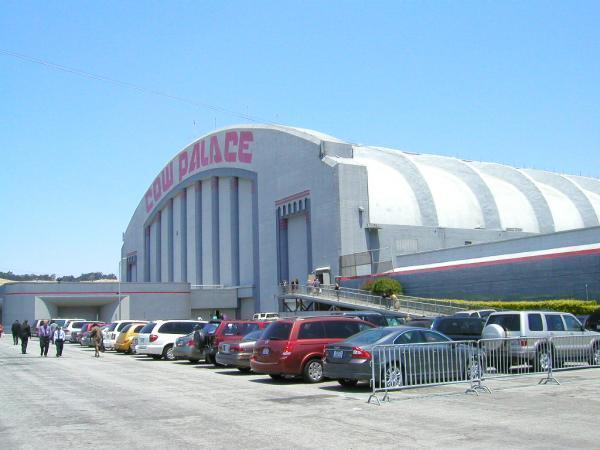 Cow Palace Daly City California