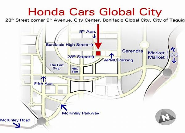 Honda Cars Service Center Makati