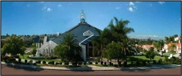 Corpus Christi Parish Church Chula Vista California