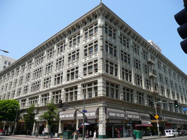 The May Company Department Store - 1923 - Los Angeles
