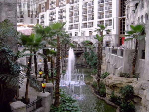 Gaylord Texan Resort Convention Center Grapevine Texas Hotel