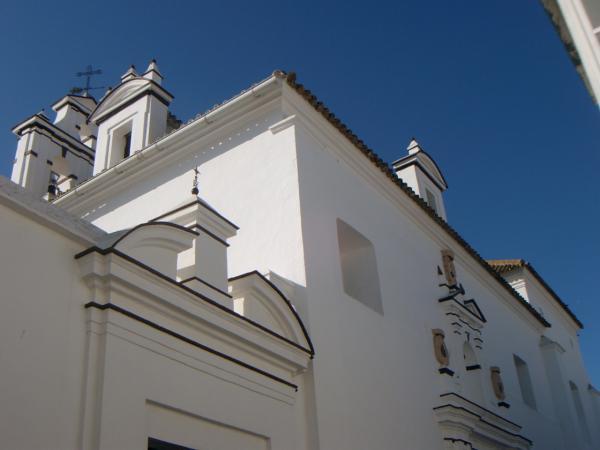 Convento de las Carmelitas Descalzas. - Sanlúcar de Barrameda