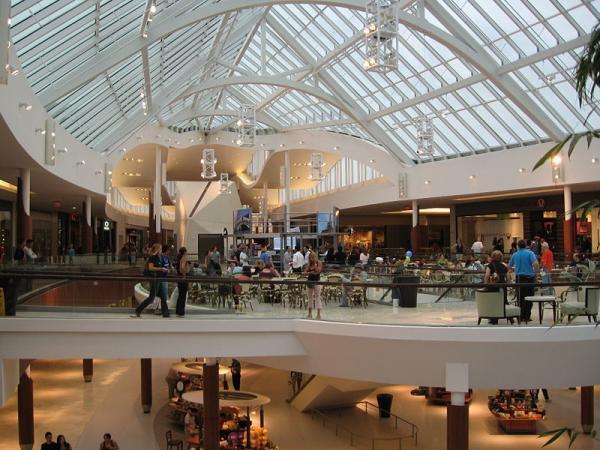 Natick Mall Main Mall Area Natick Massachusetts