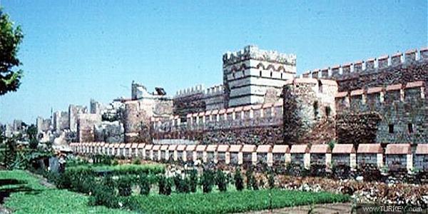 Theodosian Wall (İstanbul Surları) - Istanbul