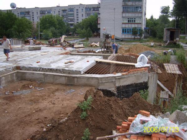 Храм димитрія солунського завалля