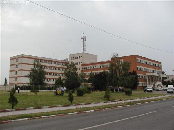 Imagini pentru spitalul calafat