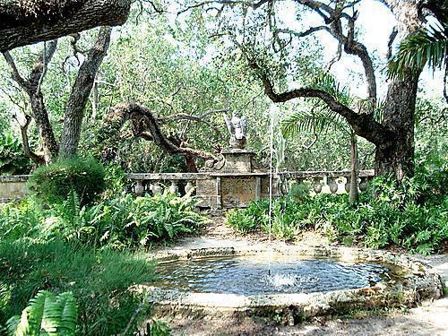 Vizcaya Museum and Gardens - Miami, Florida