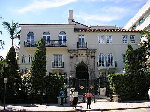 Versace Home Miami versace mansion miami