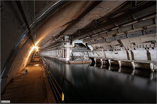 видео ремонта подводных лодок