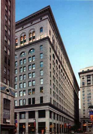 Macy S John Wanamaker Building Philadelphia Pennsylvania