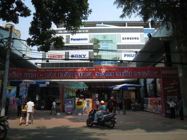 Sieu Thi Nguyen Kim Ha Dong Ha Noi
