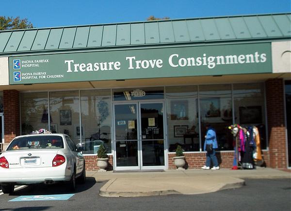 Treasure Trove Shop