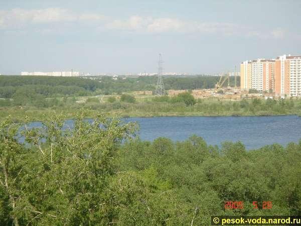 Святое озеро, парк культуры и отдыха, Россия