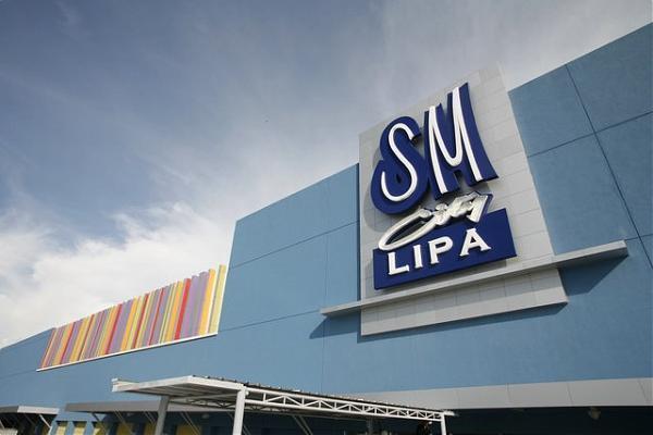 Sm City Lipa Main Building Lipa