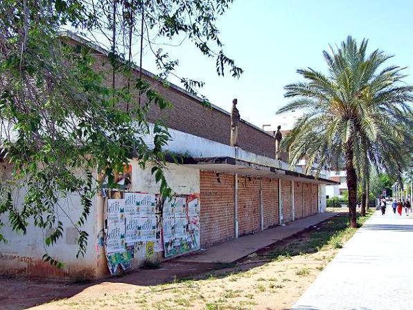 Pabell n de la juventud futura piscina del sector sur for Piscina cubierta linares