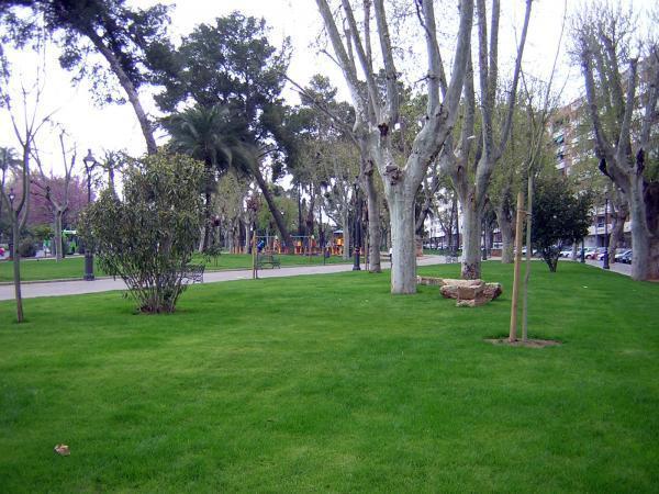Jardines del conde de vallellano c rdoba - Jardines cordoba ...