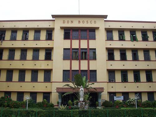 Collège Don Bosco: Don Bosco School