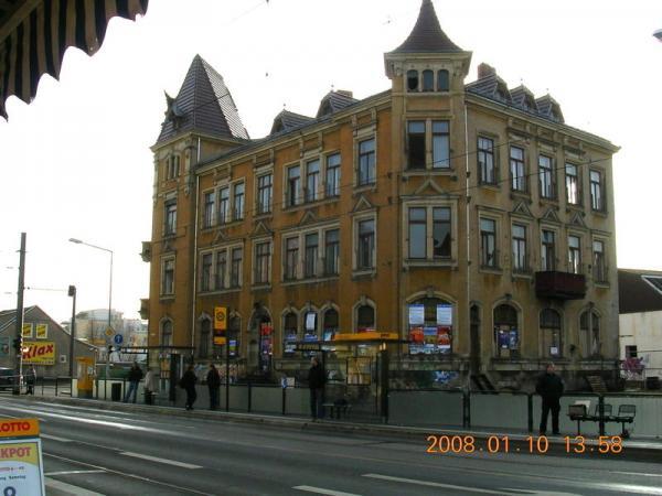 Wohn Und Gesch Ftshaus Leipziger Stra E 133 Dresden