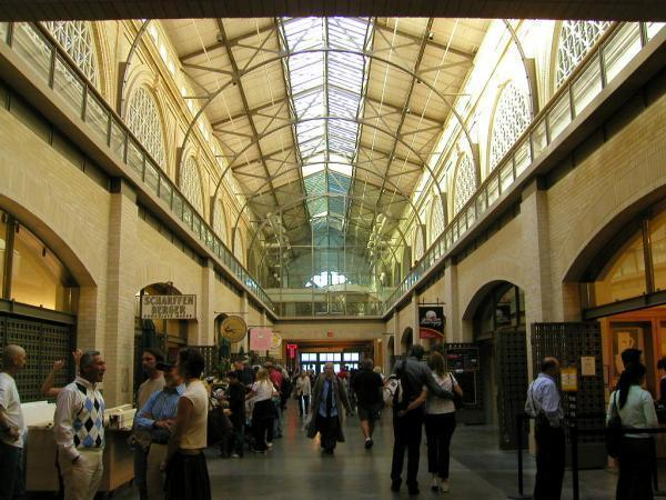 San francisco ferry building san francisco california for 1 hallidie plaza 2nd floor san francisco ca 94102