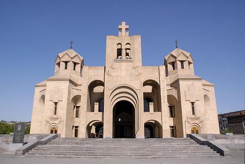 кафедральный собор в ереване отчитался