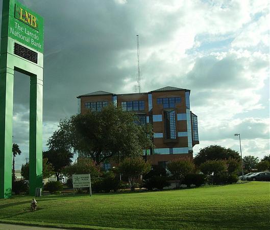Walker Plaza Building Laredo Texas