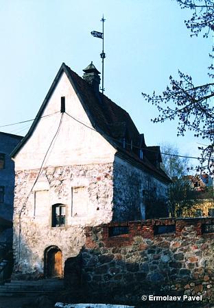 Средневековый «Дом купца Векрута»