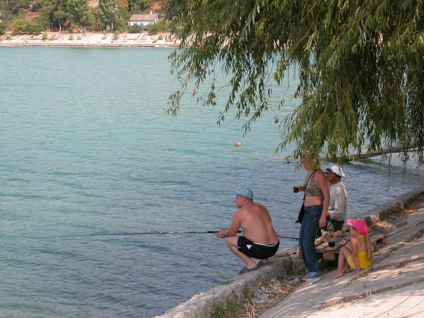 отдых с рыбалкой в абрау-дюрсо
