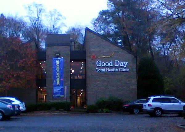 Good Day Chiropractic Health Clinic P C Total Health Clinic
