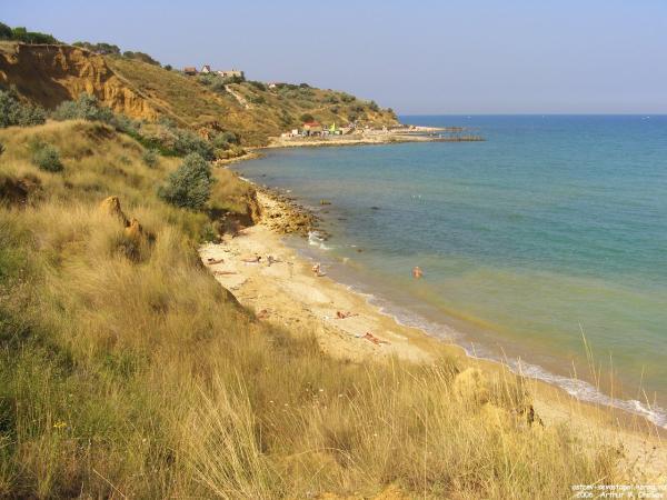 Дикий пляж в сочи фото 8