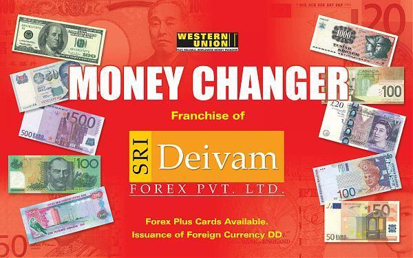 Sanrys money changer forex