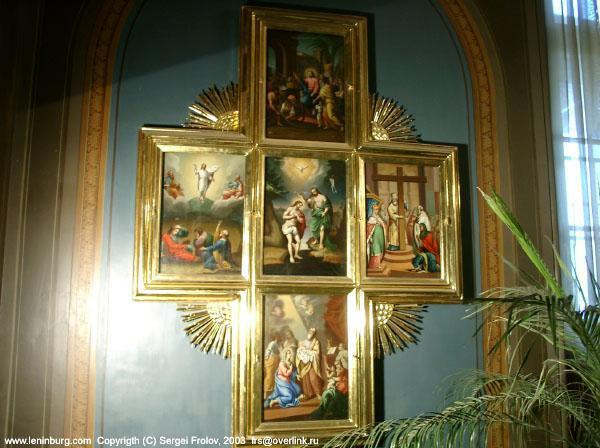 Петропавловский собор Высота собора 122,5 м шпиля - 40 м. Собор освящен, службы совершаются по особому расписанию...