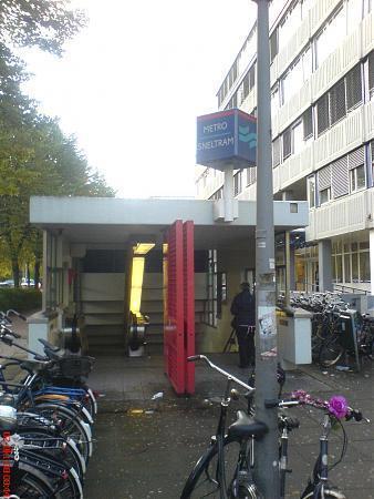 métro a amsterdam