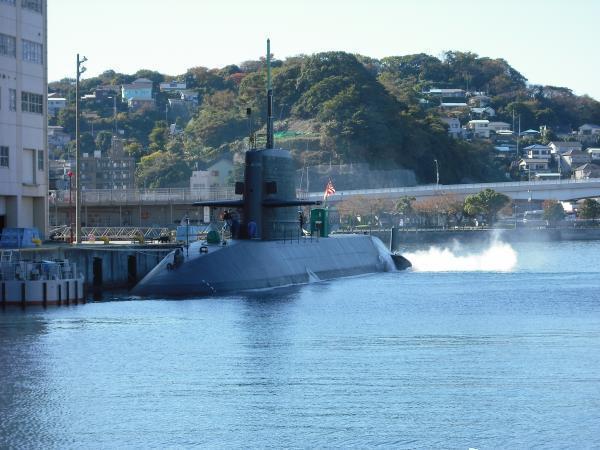 самооборона подводных лодок