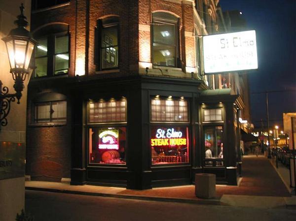St. Elmo Steak House & 1933 Lounge - Indianapolis-Marion ...