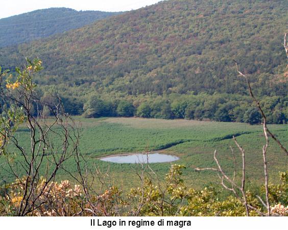 Lago di doberd for Falda significato