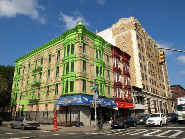 Bedford stuyvesant new york city new york for Stuyvesant ny