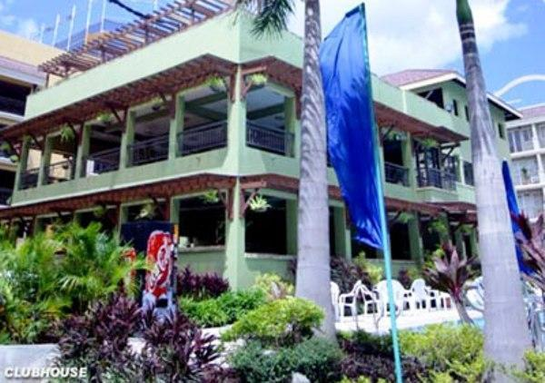 East Ortigas Mansions Swimming Pool, Clubhouse (Pasig City)
