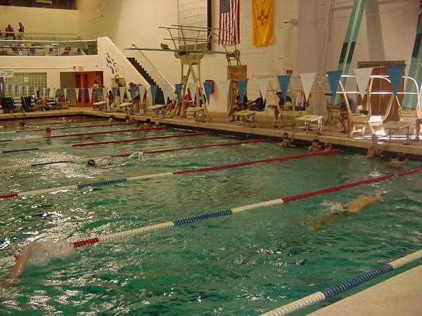 Larry R Walkup Aquatic Center
