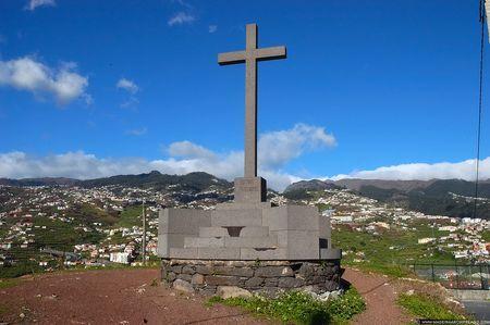 Pico Da Torre C 226 Mara De Lobos Berg Gebirge
