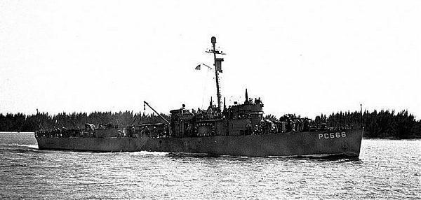 U-166 (Wreck)