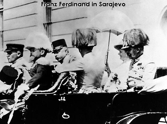 an analysis of terrorism in the assassination of archduke ferdinand in sarajevo Assassination of franz ferdinand by angelo edu/indexphp/the_assassination_of_archduke_franz_ferdinand and name for a criminal and terrorist secret.
