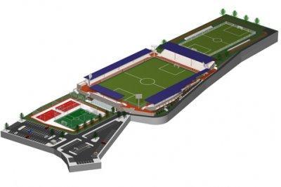 Buca (yeni) Stadyum Alanı , izmir