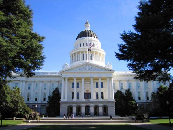 California state capitol museum sacramento california california state capitol museum sciox Gallery