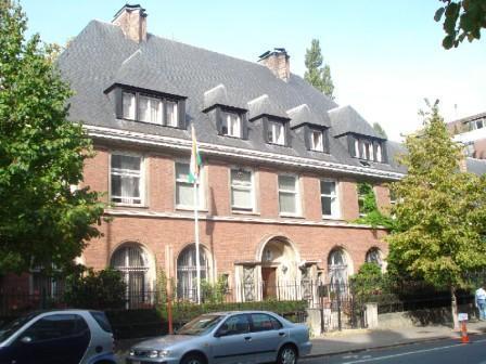indien ambassade