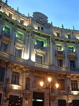 Antigua sede del banco hispanoamericano madrid - Banco popular oficinas madrid ...