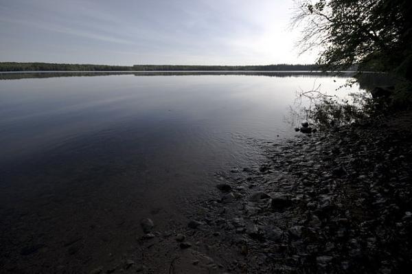 как рыбалка на озере люблинское