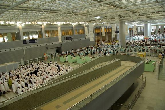 Hajj Terminal - Jeddah